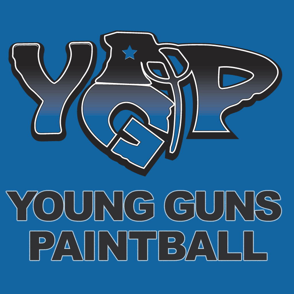 Young Guns Paintball West of Edmonton